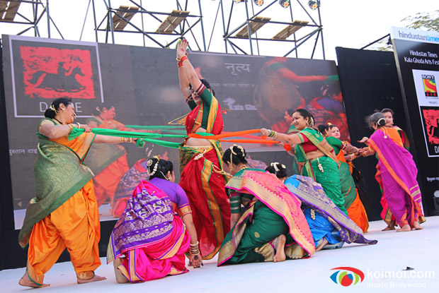 Kala Ghoda Arts Festival 2017 closing ceremony!