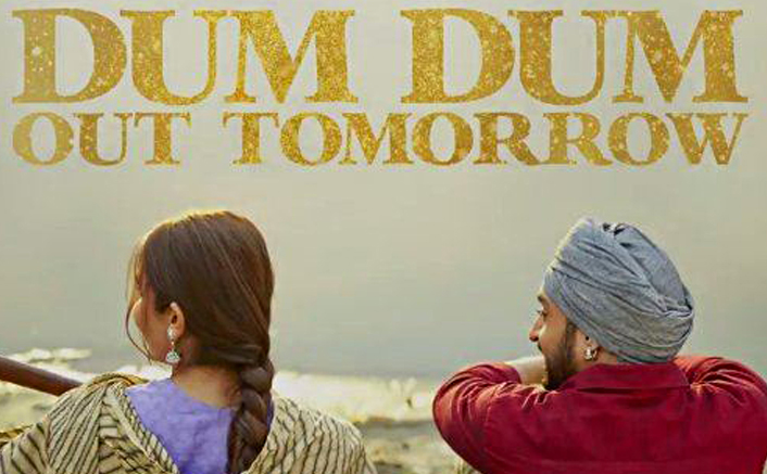 The first Sufi love song of this year DumDum from Phillauri will be out Tomorrow