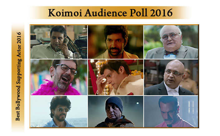 KOIMOI AUDIENCE POLL 2016