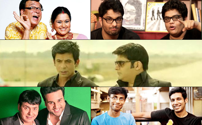 5 Best Comedy Duos in India!