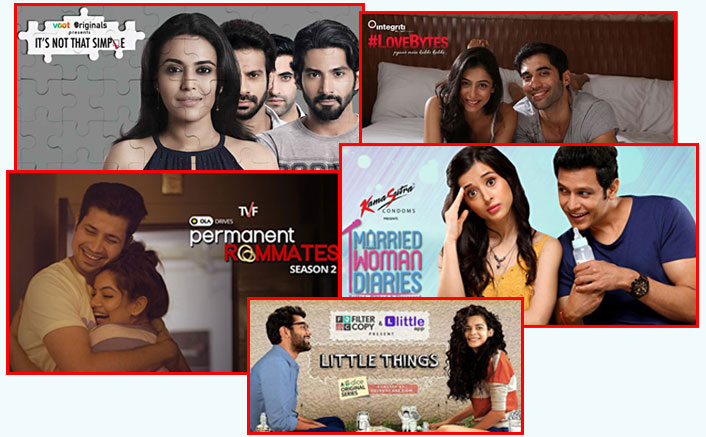 5 Web series to watch out on Woman's Day