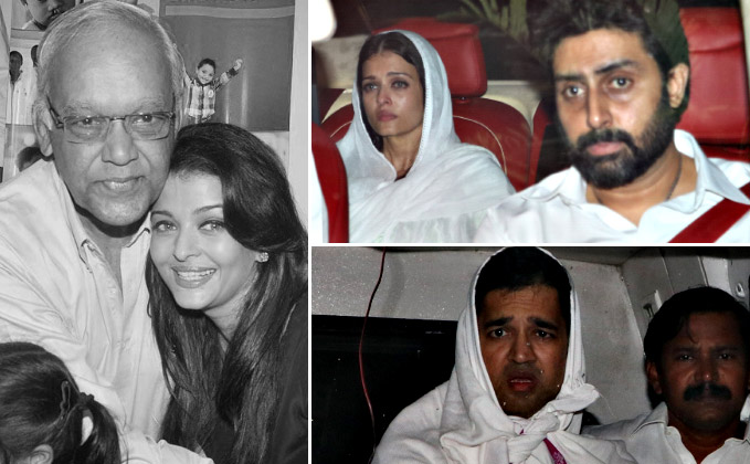 Aishwarya Rai Bachchan's father no more