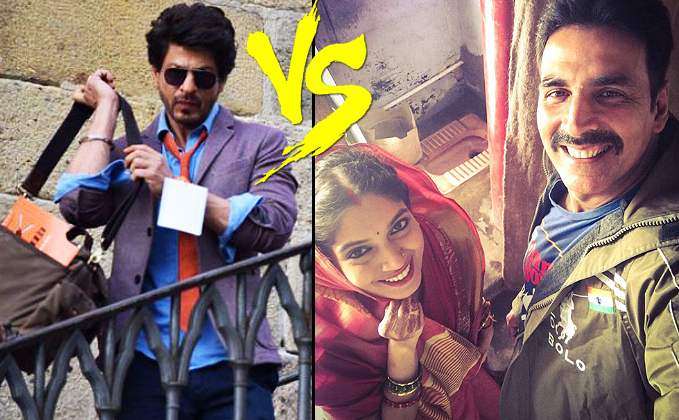 Akshay Vs SRK August Clash: Toilet Ek Prem Katha To Release With Imtiaz Ali's Next