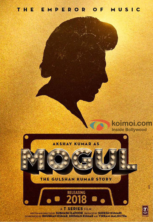 Akshay Kumar to play Gulshan Kumar in his biopic titled 'Mogul'