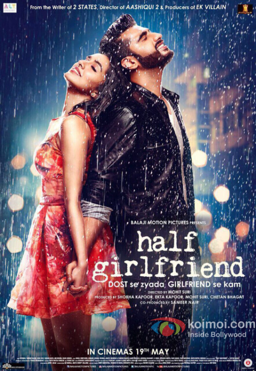 Half Girlfriend First Look