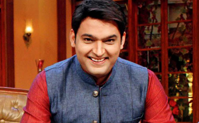 Kapil Sharma to sing in his Punjabi film