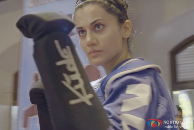 Naam Shabana Box Office 5