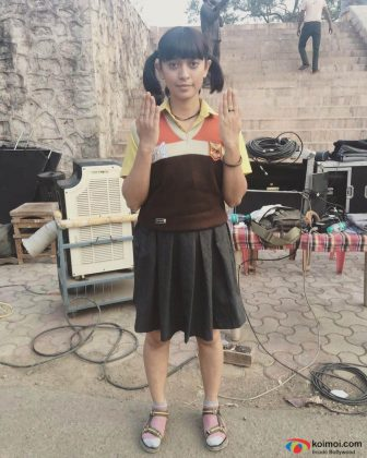 Sayani Gupta's first look from Jagga Jasoos-1