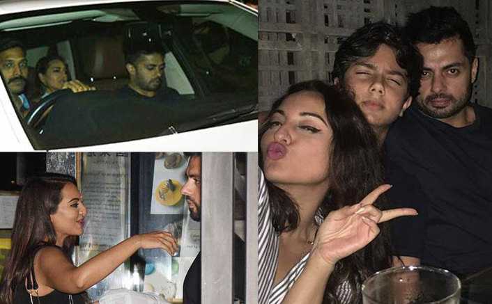 Sonakshi Sinha Spotted With Rumoured Boyfriend Bunty Sachdev