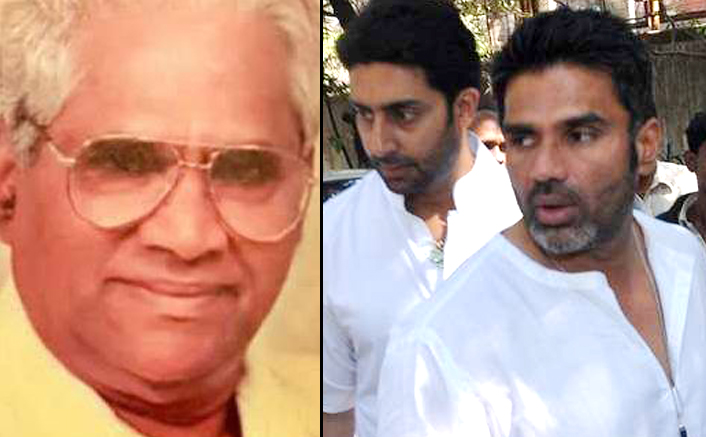 Suniel Shetty's father Veerapa Shetty passes away