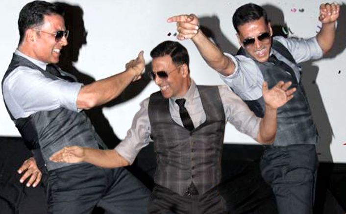 Akshay Kumar Is Breaking The Internet With This Throwback Video