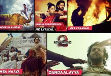 Baahubali 2: The Conclusion Full Songs