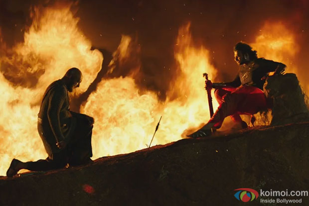 Baahubali 2: The Conclusion Trailer Review: Baahubali's Immense Faith In Katappa, Makes Us Impatient To Know Why He Killed Baahubali!