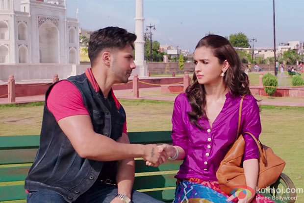 Badrinath Ki Dulhania grosses approx. 157 crores at the worldwide box office