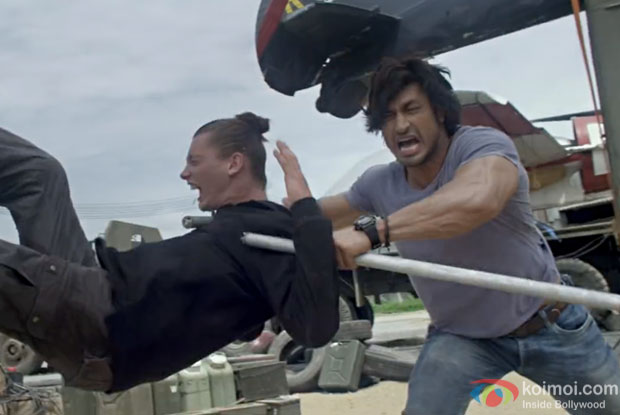 Box Office - Commando 2 keeps the moolah coming over the weekend