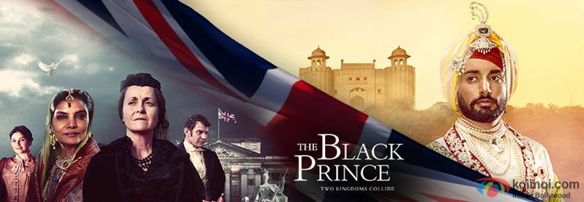 First Look Poster: Hollywood Film 'The Black Pince'