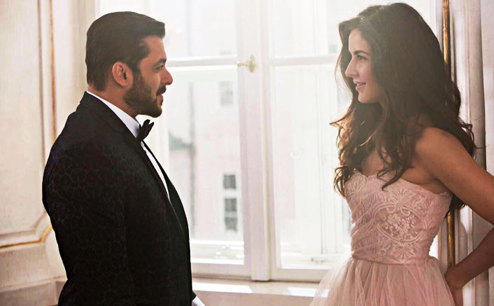 First Pic : Salman Khan And Katrina Kaif Back Together In Tiger Zinda Hai