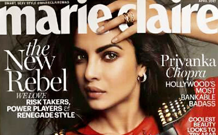Hollywood calls Priyanka Chopra their Most Bankable Badass
