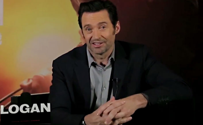Logan Star Hugh Jackman's message to Indian Cricket Fans!
