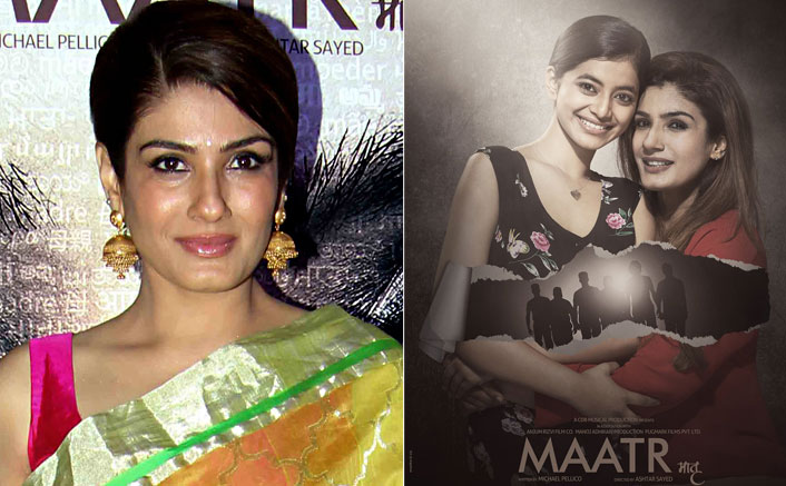 "Intention behind ""Maatr"" is not commercial success: Raveena Tandon"