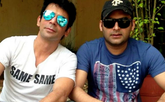 Kapil sharma talks about his fight with Sunil Grover