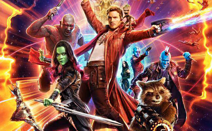 Guardians Of The Galaxy Vol. 2 Trailer and Poster