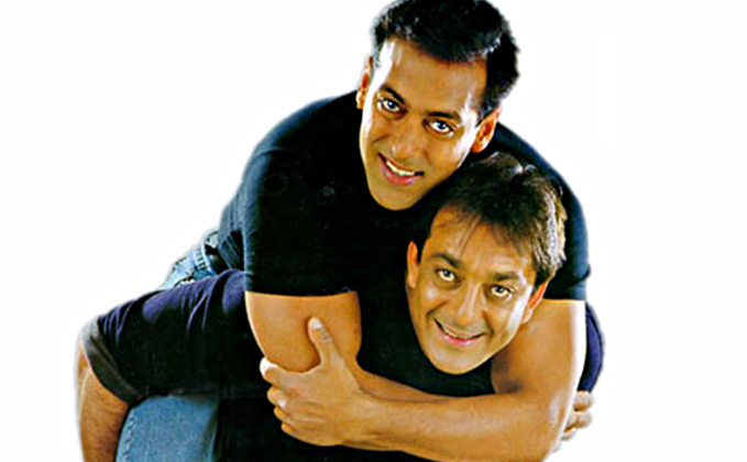 No problem with Salman, says Sanjay Dutt