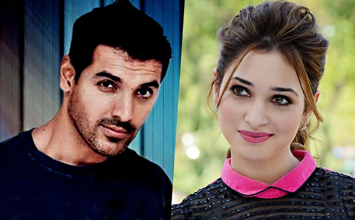 Official: John Abraham-Tamannah To Star In Action-Thriller Chor Nikalke Bhaaga