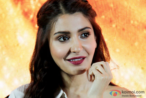 Being an outsider, never faced nepotism: Anushka Sharma