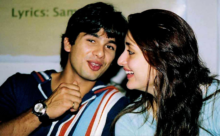 Past with Kareena is world secret, quips Shahid