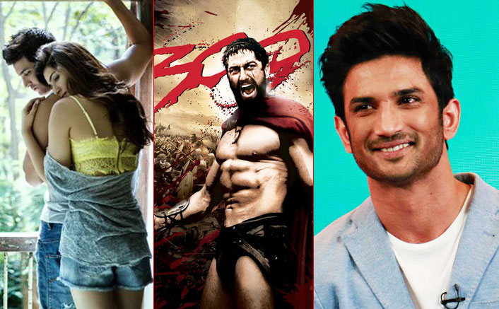 'Raabta' isn't visually inspired by '300': Sushant Singh Rajput