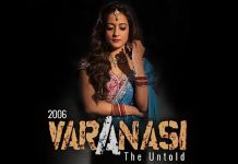 Raima Sen turns a terrorist in 2006 Varanasi – The Untold's new poster