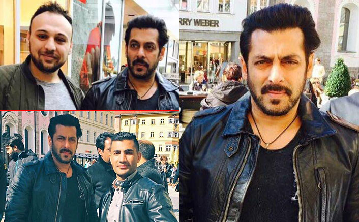 Salman Khan Shoots For Tiger Zinda Hai In Austria