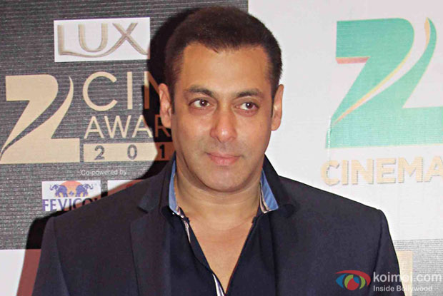 Salman Khan to be star attraction at Zee Cine Awards 2017