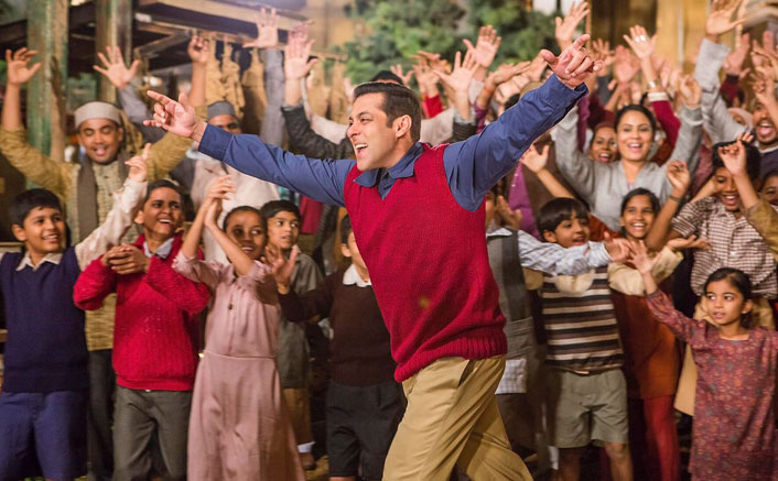 Salman Khan's Tubelight Creates A Record : All India Distribution Rights Sold For All Time Record Price