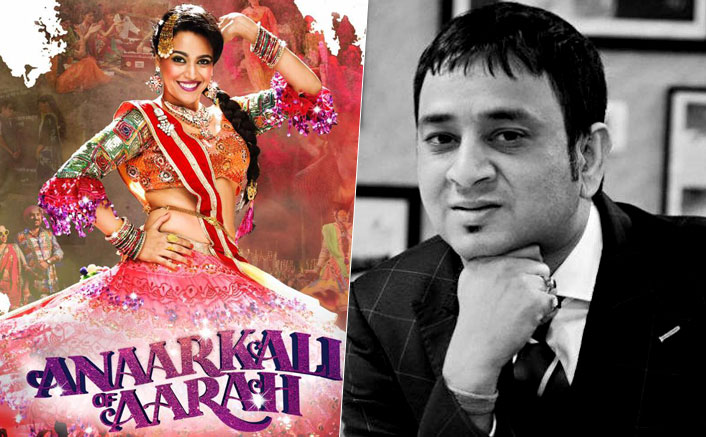 Sandiip Kapur: You won't miss a hero in Anarkali Of Arrah