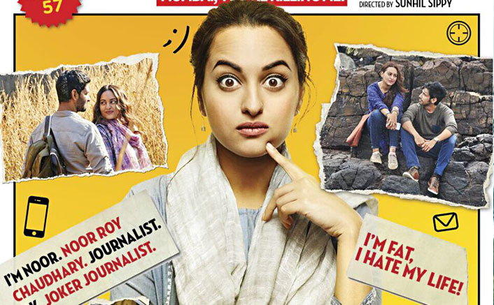 Sonakshi Sinha Starrer Noor Trailer Out Now