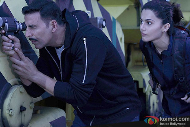 Check Out The Second Trailer Of Taapsee & Akshay Starrer Naam Shabana