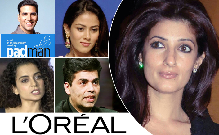 Twinkle Khanna's Reaction On Kangana-Karan Fight, Mira Rajput Controversy, PAD MAN