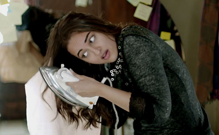 Uff Yeh Noor Song | Catch Sonakshi Sinha's Messed Up Life As Noor In The Title Track