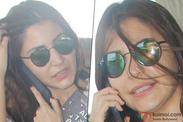 Want To Get Anushka Sharma's Latest Airport Look? Check This!