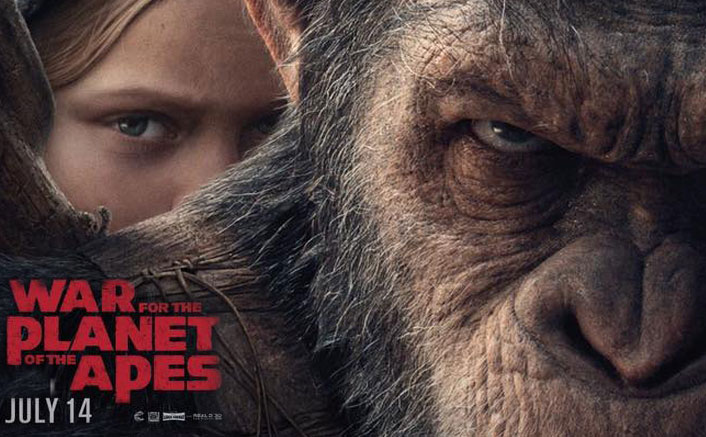 War for the Planet of the Apes Poster and Trailer OUT Now!!