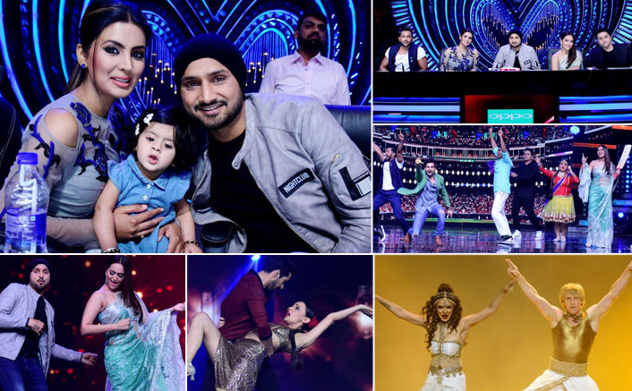 It's all about Dance & Cricket in Week 4 of Nach Baliye Season 8!