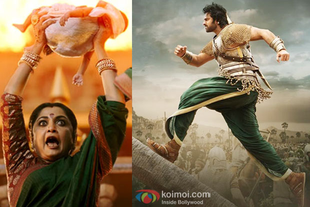 Baahubali 2 - 1st Friday (Day 1) Box Office Collection : Makes 100 Crores+ Business
