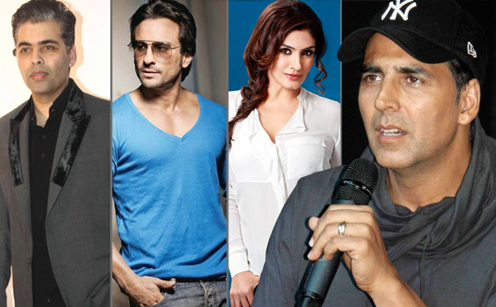 After Saif, Karan Johar & Raveena Speak On Akshay Kumar's National Award Win Controversy