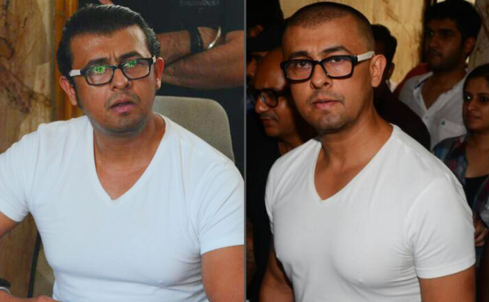 After offering to apologise, Sonu Nigam shaves off his head