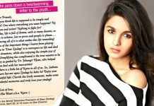 Alia Bhatt's inspiring message to youth for a happy life!