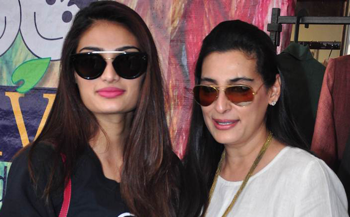 Athiya Shetty takes forward her mother Mana Shetty's child welfare organisation 'Save The Children'!