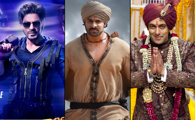 Box Office - Baahubali 2 [Hindi] becomes first film ever to register two back to back 40 crore + days