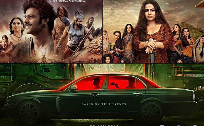 Check Out The Brand New Posters Of Baahubali Begum Jaan Aiyaary